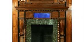 Louis Sixteenth Fireplace Mantel