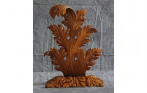 Natural Acanthus Plant Sculpture