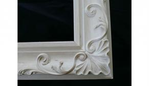 Basswood Picture Frame